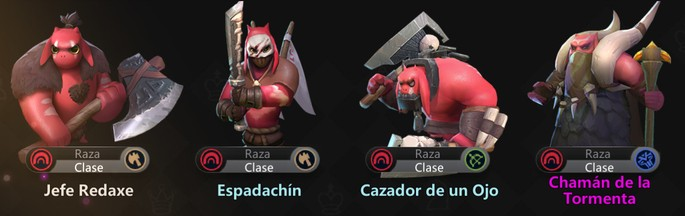Auto Chess Mobile: Orco