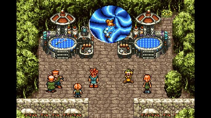 Chrono Trigger - Mejores juegos RPG para PC