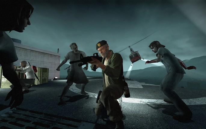 9 Left 4 Dead - Mejores juegos de terror