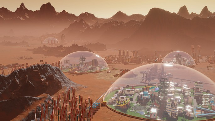 9 Surviving Mars