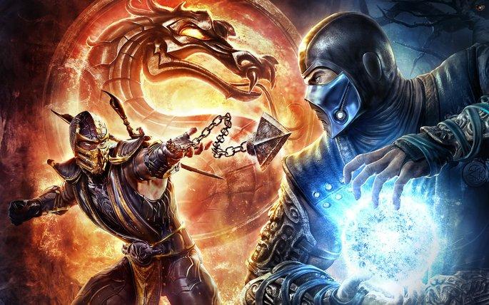 93 Mortal Kombat
