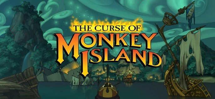 95 The Curse of Monkey Island