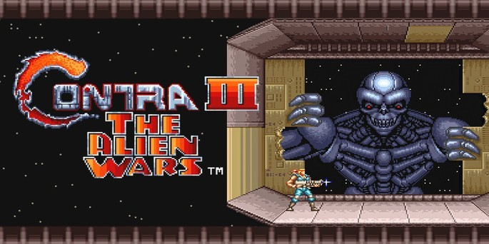 99 Contra III The Alien Wars