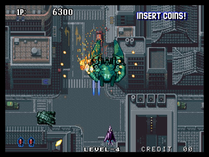 Aero Fighters 2 Neo Geo