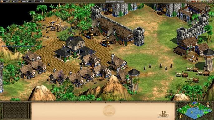 Age of Empires 2 - Mejores juegos para PC