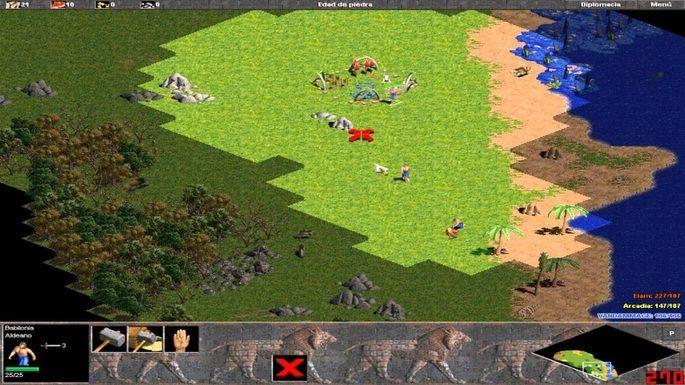 Age of Empires - Juegos antiguos PC