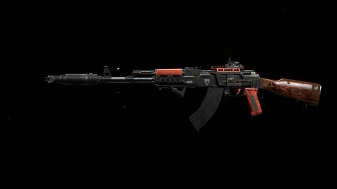 AK-47 mejores clases COD Warzone