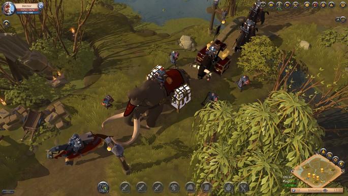 Albion Online gratis Steam