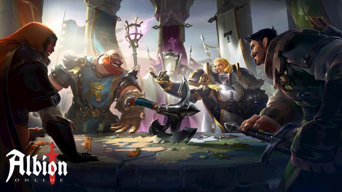 Albion Online - Juegos MMORPG gratis para PC