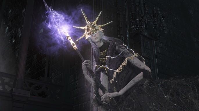Aldrich el Devoradioses - Dark Souls 3 Bosses