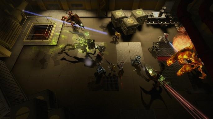 Alien Swarm Reactive Drop PC