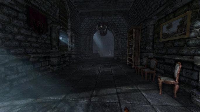 Amnesia The Dark Descent - Mejores juegos de terror PC