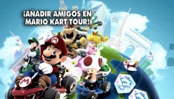 Entérate de cómo añadir amigos en Mario Kart Tour