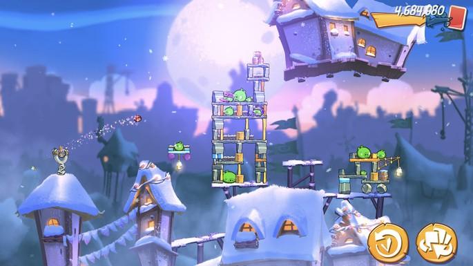 Angry Birds 2 - Juegos para Android sin Internet