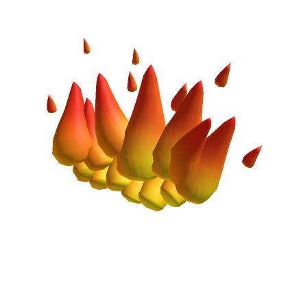 Anillo de llamas - Roblox promocodes