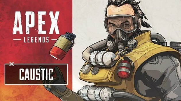 Apex Legends: Caustic