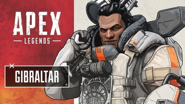 Apex Legends: Gibraltar