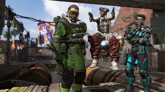 Apex Legends gratis PS4