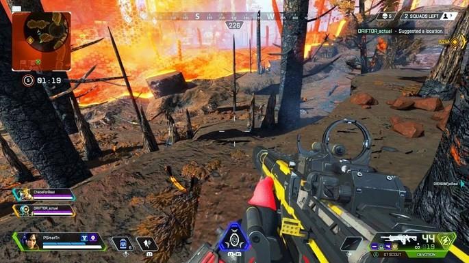 Apex Legends - Juegos de multijugador