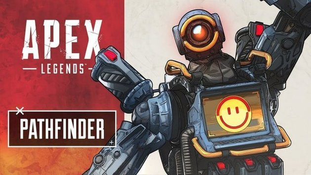 Apex Legends: Pathfinder