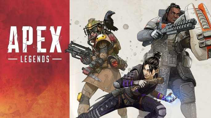 Apex Legends PS4