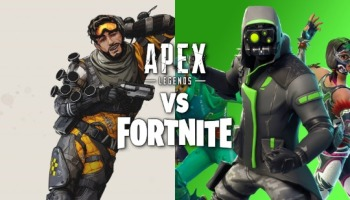 Apex Legends vs Fortnite: ¡encuentra tu Battle Royale ideal!