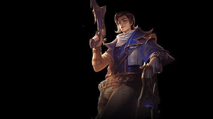 Aramis - Tirador de Champions Legion