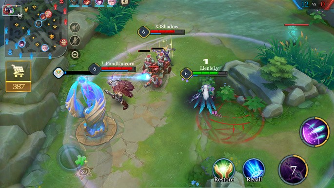 Arena of Valor - Mejores juegos para Android