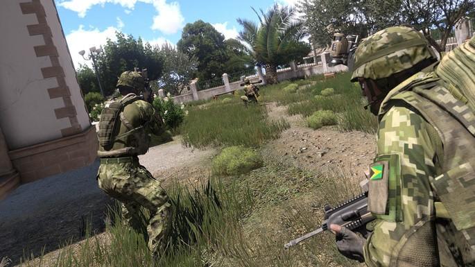 Arma 3 - Juegos multijugador PC