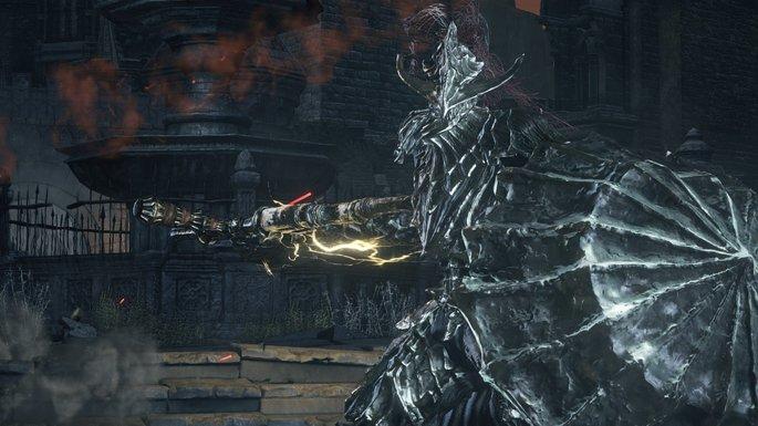 Armadura del Asesino de dragones - Dark Souls 3 Bosses