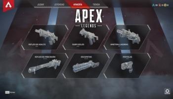 Aprende todo sobre las armas de Apex Legends