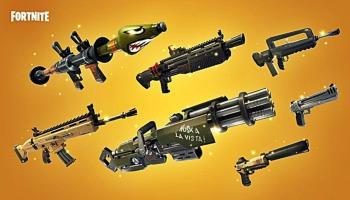 ¡Conoce todas las armas de Fortnite: Battle Royale y descubre las mejores!