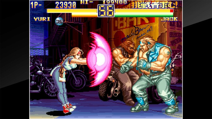 Art of Fighting 2 Neo Geo