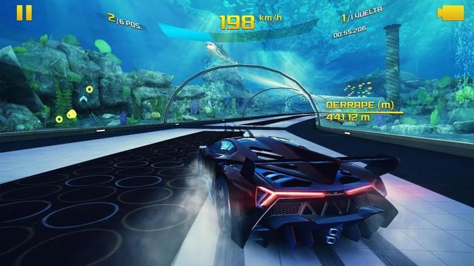 Asphalt 8: Airborne - Juegos para Android sin Internet