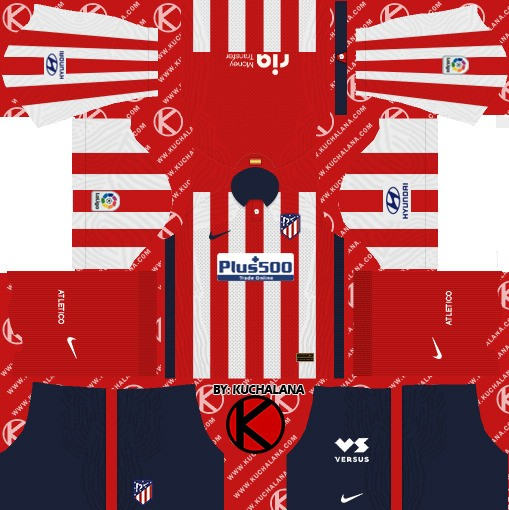 Atlético de Madrid Dream League Soccer