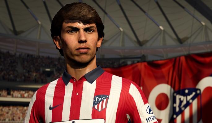 Atlético de Madrid - Mejores equipos FIFA 21