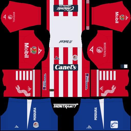 Atlético San Luis Equipación local
