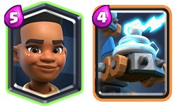 Atributos especiales de Clash Royale