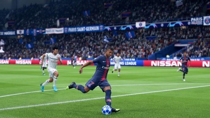 Atributos jugadores rápidos FIFA 20