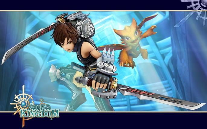 Aura Kingdom - Juegos MMORPG gratis para PC