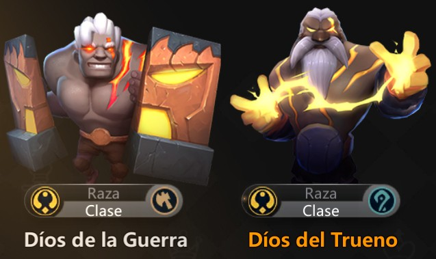 Auto Chess Mobile: Divinidad