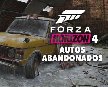 Autos abandonados de Forza Horizon 4: cuáles son y cómo encontrarlos