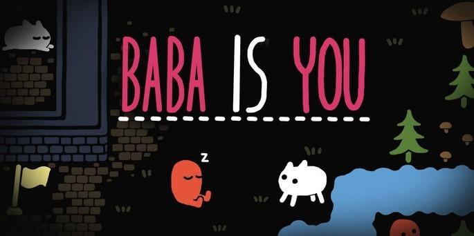 Baba Is You - Mejores juegos indie