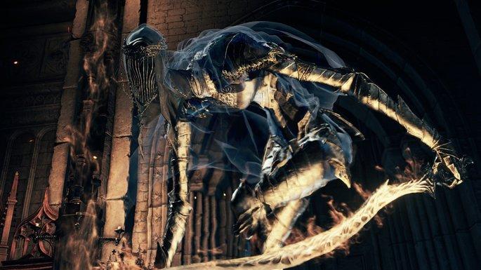 Bailarina del Valle Boreal - Dark Souls 3 Bosses