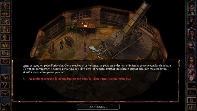 Baldur's Gate Enhanced Edition - Juegos para Android sin Internet