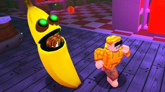 Banana Eats Roblox