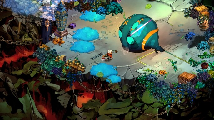 Bastion - Mejores juegos indie