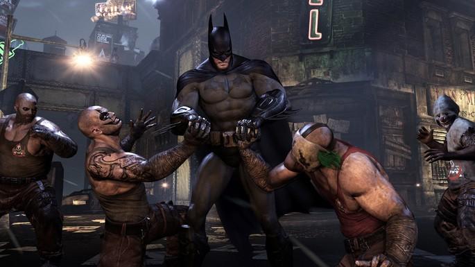 Batman Arkham City - Mejores juegos para Pc