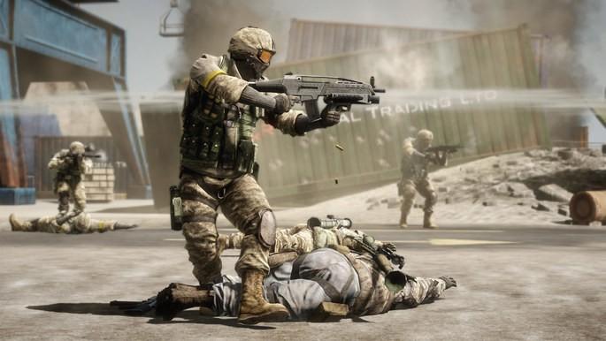 Battlefield Bad Company 2 - Mejores juegos para PC