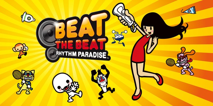 Beat the Beat Rhythm Paradise - Juegos de Nintendo Wii